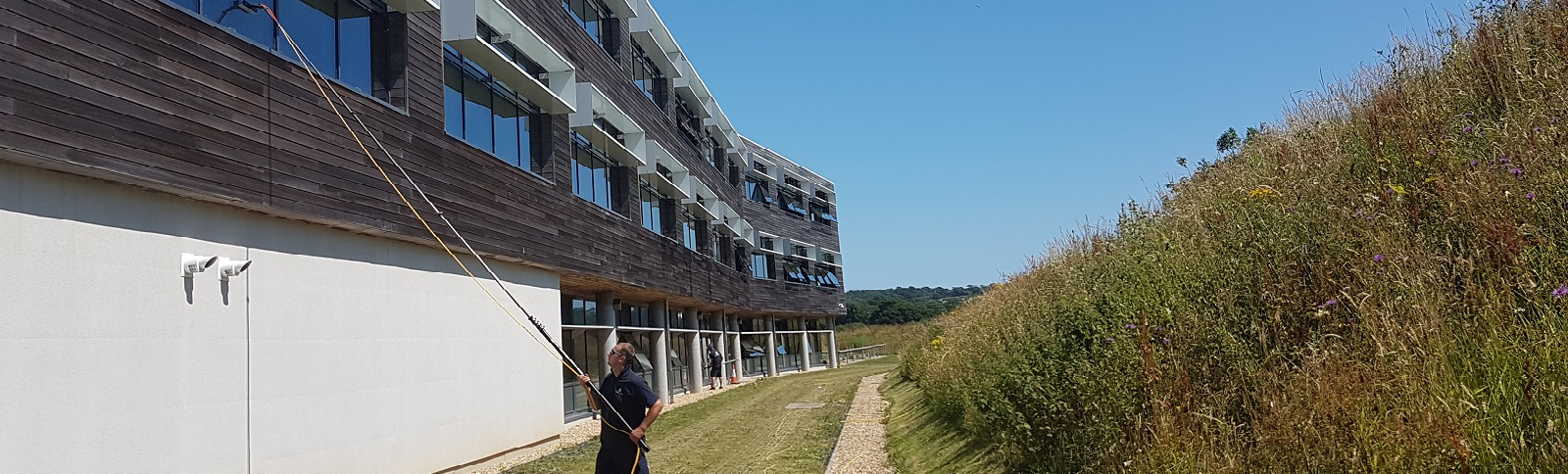 Wightwashed Ltd Commercial and Domestic Cleaning Services on The Isle of Wight